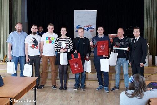 II Mistrzostwa Stargardu Szczecińskiego wScrabble <br>pod patronatem Prezydenta Miasta Stargardu Szczecińskiego <br>iStarosty Stargardzkiego