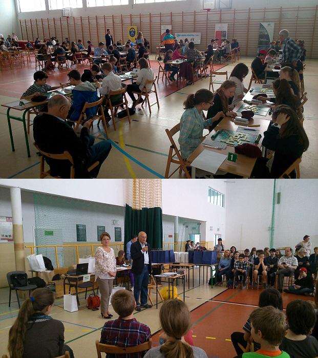 Mistrzostwa Szkół naPradze
