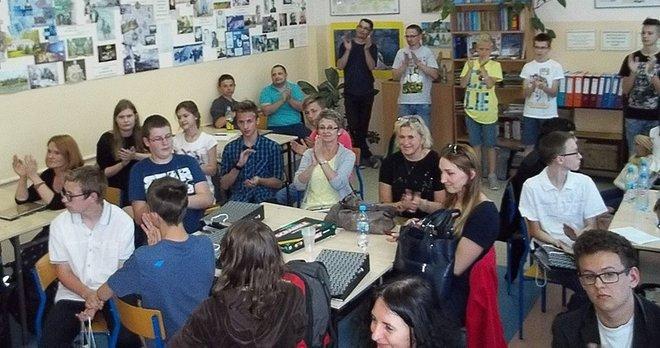 Międzyszkolny Turniej Scrabble dla Gimnazjów