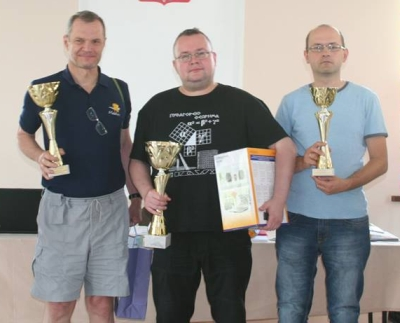 Piotr Pietuchowski mistrzem Ciechanowca