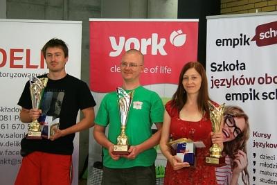 Krzysztof Mówka mistrzem Poznania