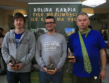 Bartek Morawski mistrzem Doliny Karpia