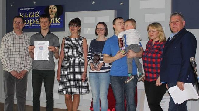Dawid Pikul mistrzem Ziemi Kujawskiej