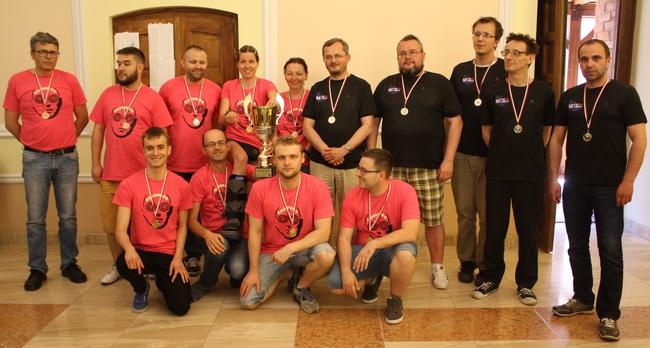 KBKS Paranoja ponownie Klubowym Mistrzem Polski