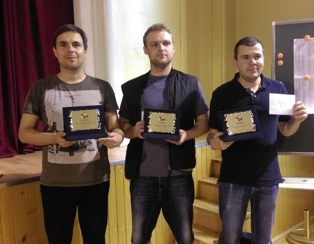 Michał Alabrudziński mistrzem Milanówka