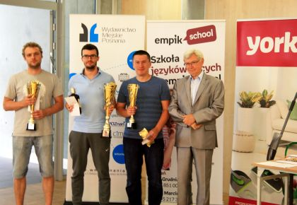 Bartosz Morawski mistrzem Poznania