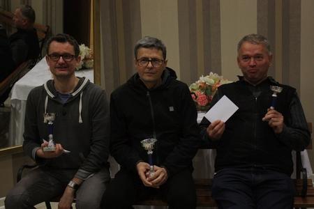 Zwycięzca turnieju towarzyszącego MP — Grzegorz Kurowski