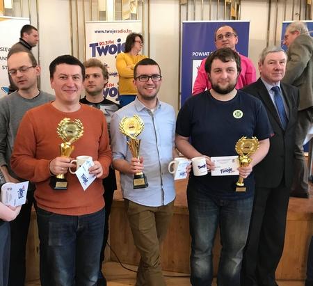 Bartosz Morawski zwycięża wStargardzie