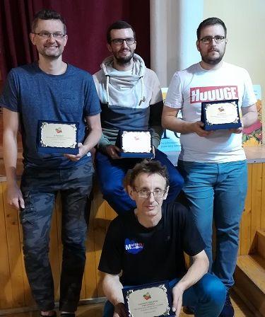 Bartosz Morawski mistrzem Milanówka