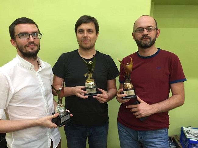 W Gliwicach pierwsze zwycięstwo turniejowe Jakuba Zaryńskiego