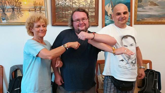 Piotr Pietuchowski mistrzem Polski nauczycieli