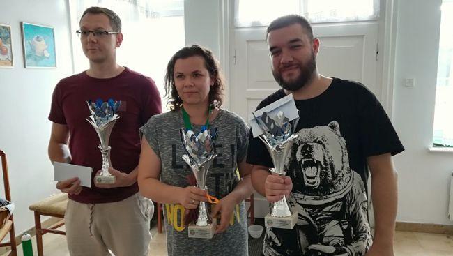 Katarzyna Polak zwycięża wRumi