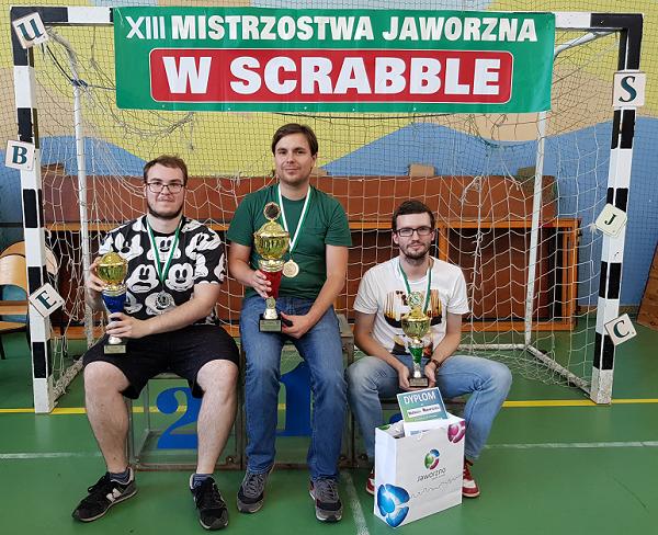 Jakub Zaryński znów wygrywa