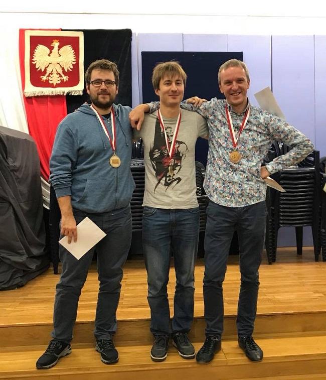 Dariusz Kosz mistrzem Polski