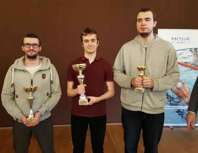 Kacper Zegadło mistrzem Sandomierza