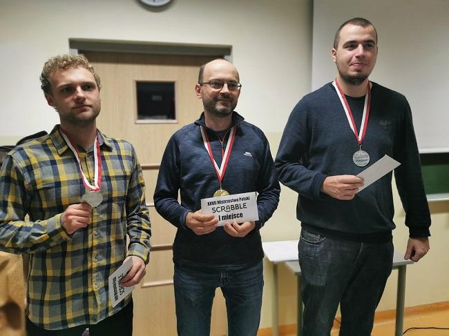 Mariusz Skrobosz poraz trzeci Mistrzem Polski