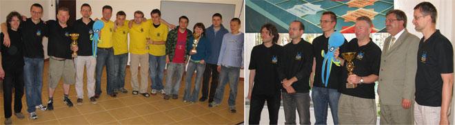 Turniej pełen zwrotów akcji.<br>Finał bez niespodzianek — MACAKI Klubowym Mistrzem Polski '09!