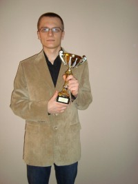 Michał Makowski mistrzem Piastowa