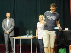 Rekordowe szóste Mistrzostwa Milanówka wygrał Paweł Jackowski