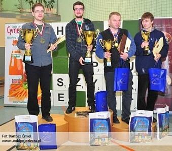 Mistrzostwa Polski Scrabble powałecku