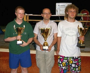 Zwycięstwo Mariusza Skrobosza najubileusz ostródzkich turniejów