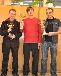 Ranking Dariusza Kosza zturniejów rozegranych w2009 roku — 163,66
