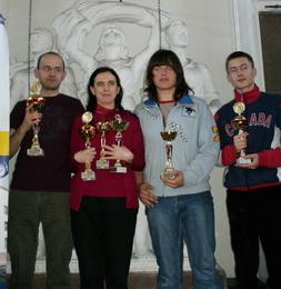 Aktywista PFS zwycięża wIV Mistrzostwach Katowic