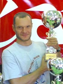 IX Mistrzostwa Krakowa — Magik znów czaruje