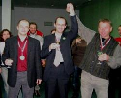 Mariusz Skrobosz Mistrzem Polski AD 2005!