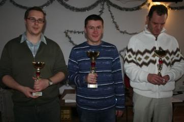 Zwycięstwo Kamila Górki nascrabblowe rozpoczęcie 2009 roku