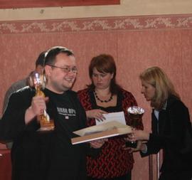 Pierwszy turniej Grand Prix 2008 ipierwsze zwycięstwo Piotra Pietuchowskiego