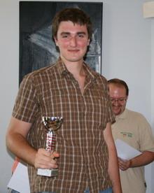 Nowa twarz wśród zwycięzców turniejowych — Patryk Gadus