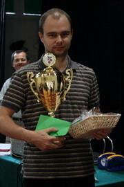 Karol Wyrębkiewicz mistrzem Milanówka