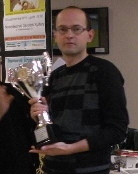 Mariusz Skrobosz mistrzem Nowego Dworu Mazowieckiego