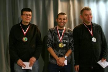 Mirosław Uglik nowym Mistrzem Polski. Całe podium dla Warszawy.