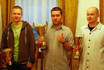 Miłosz Wrzałek ostatnim zwycięzcą w2011 roku