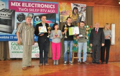 Mistrz Polski mistrzem Warmii iMazur