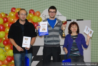 Bartosz Morawski zwycięzcą turnieju towarzyszącego