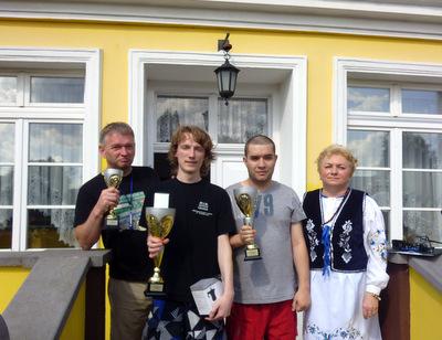 XII Mistrzostwa Wybrzeża — turniejem zjajami
