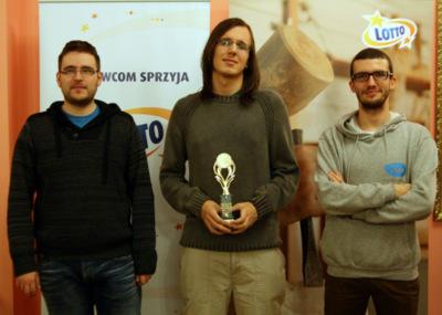 Mistrz Polski 2013 — Dominik Urbacki