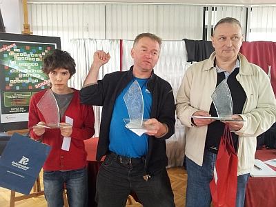 Zwycięstwo Stanisława Rydzika wRadomsku