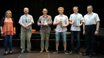 Michał Alabrudziński mistrzem Milanówka!